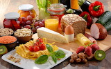 Beautiful and healthy food