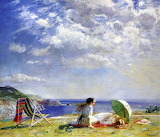 Dame Laura Knight, Wind and Sun