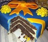 Sliced cake @ Backen Kann Jeder!