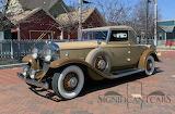 1931 Cadillac 355D Convertible Coupe