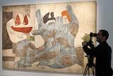 Le Corbusier exposé au Centre Georges Pompidou, Paris