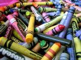 Crayon bits