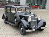 1936 Mercedes-Benz 230 W143 / W153 Pullman Limousine