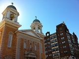 St. Francis de Sales Catholic Church & Irvin Cobb Hotel
