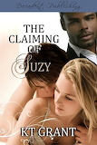The Claiming of Suzy Book Cover