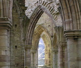 Glimpse into the world - Tintern Abbey