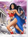Wonder Woman Pastel