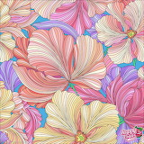 Happy Color Flowers
