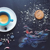 Caffè artistico 5