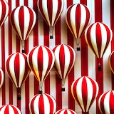 ☺ Red and white...