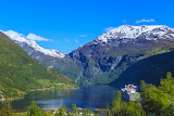 Geiranger Norway - Photo from Piqsels id-zlako