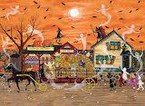 Halloween Night Hayride
