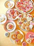 Pretty cookies @ Nice Icing