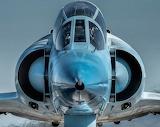 Close-up plane