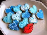 Ciasteczkowe serca