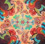 asian quilt