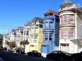 San Francisco California Neighborhood USA