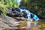 Cohutta Mountains Wilderness State of Georgia USA