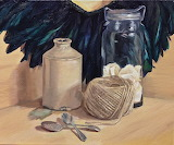 Jessica Guthrie, Feathers and string