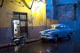 Alley in Havana