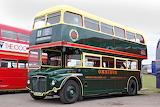 AEC double decker bus CUV208C MOD