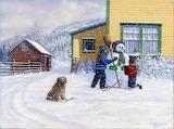 Fun Snow Day~