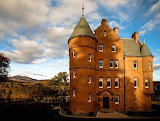 Het kasteel Schotland