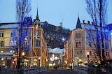 Navidad en Ljubljana