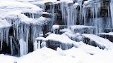 #Frozen Waterfall