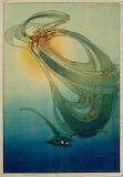 """Art """"Mother West Wind"""" """"Bertha Lum"""""""