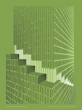 """Architecture tumblr ARCHatlas """"Syntax by Giuseppe Gallo"""" Poster"""