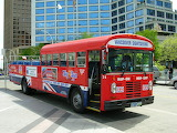 Sightseeing Tour Bus in Vancouver