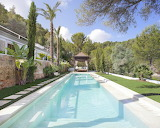 Luxury private pool and garden, Ibiza