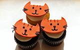 ^ Cat cupcakes