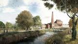 London wetlands reserve