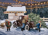 Winter Art by John Sloane...