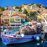 ☼ Fishing Village, Greece...