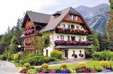 Austrian alpine house