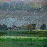 North Holland Landscape by Ger Veuger