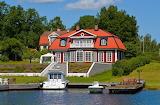 Dom nad wodą - Pogorzelica