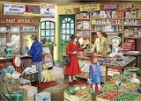 Post Office Grocery by Ray Cresswell