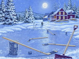 Double Hockey Sticks~ richarddewolfe dsktpnxs-1440x1080-58929
