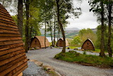 Scotland Wood-wigwams-killin-loch-tay
