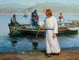 Gospel-scene-jesus-fish-christ-boat-fishing
