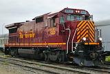 SLRG San Luis & Rio Grande Locomotive #8527