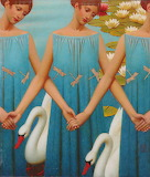 Andrew Remnev, Swan Lake, 2008