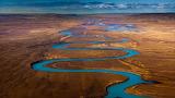 Santa Cruz River, Patagonia