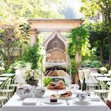 Garden Pavilion Champagne Tea