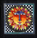 Laurel Burch Big Sun