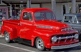 Ford pickup 1951